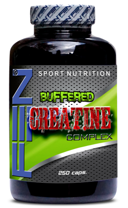 FEN Buffered creatine complex 250 caps.