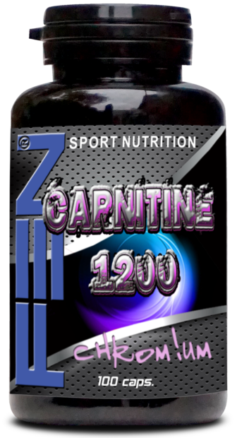 FEN Carnitine 1200 100 caps.