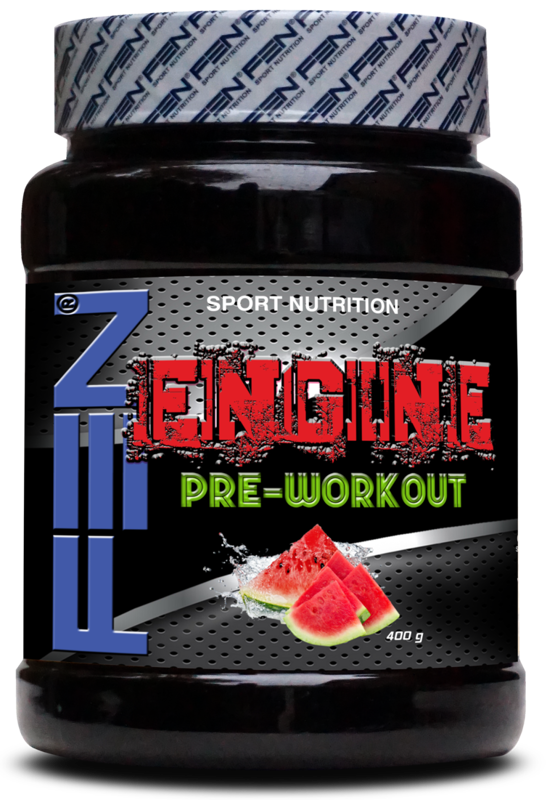 Engine preworkout 400 g.