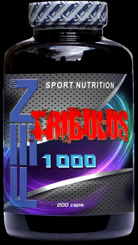 FEN Tribulus 1000 250 caps.